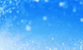 唯美大氣天藍色粒子led背景視頻素材