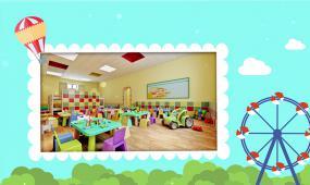 游乐园主题儿童毕业纪念相册