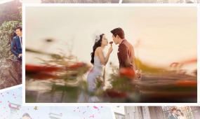 折叠翻转大气婚礼视频