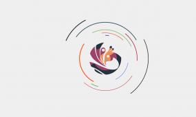 時尚動感logo演繹片頭