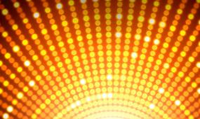 扇形舞台灯光旋转视频