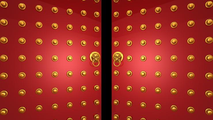 大红门打开(tga序列)