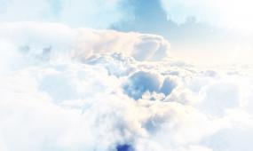 大气云层背景(PNG序列)