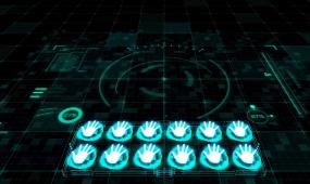科技启动仪式企业倒计时开场视频pr模板