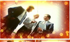 edius企业宣传图文展示视频模板