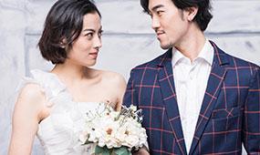 时尚动感快闪婚礼开场