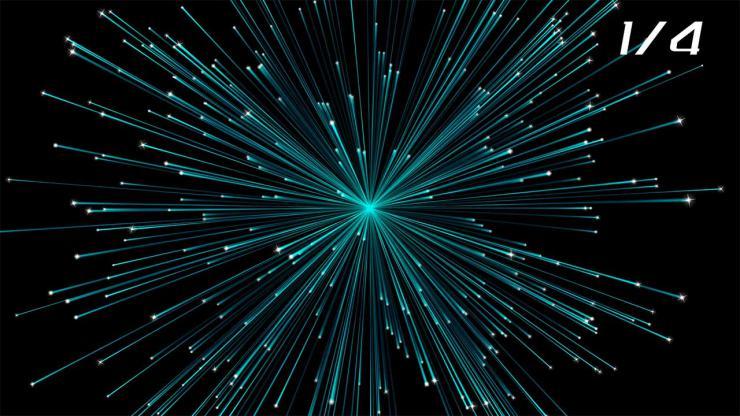 4K 粒子爆炸